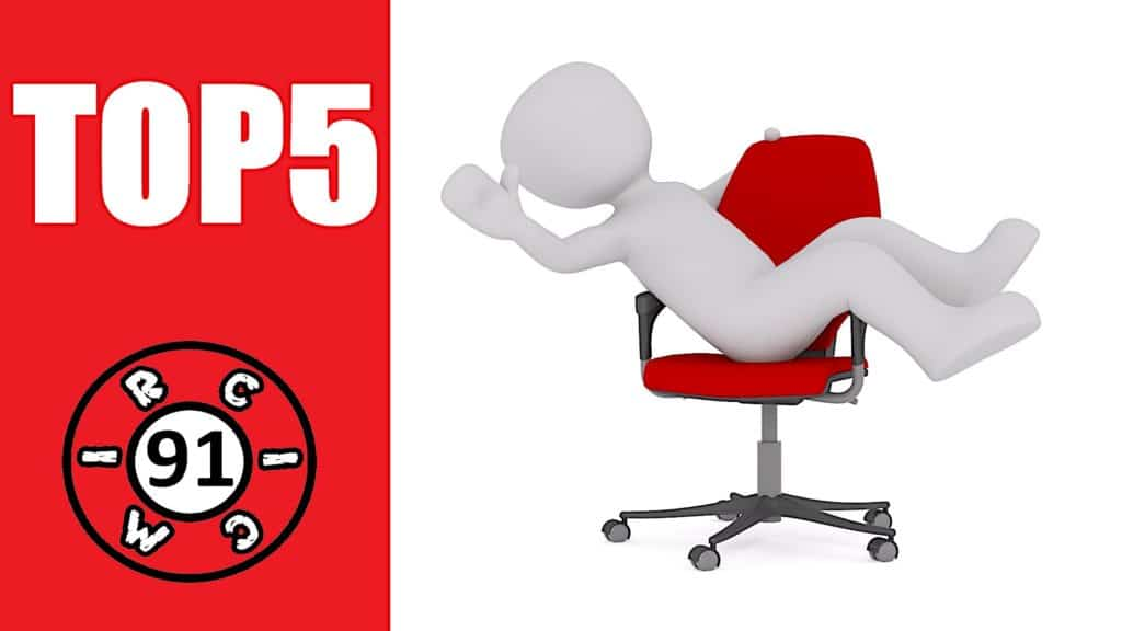 Top 5 Gaming Chairs 2