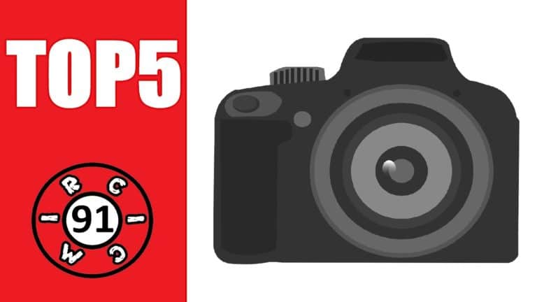 Top 5 DSLRs Best of the Year 2020