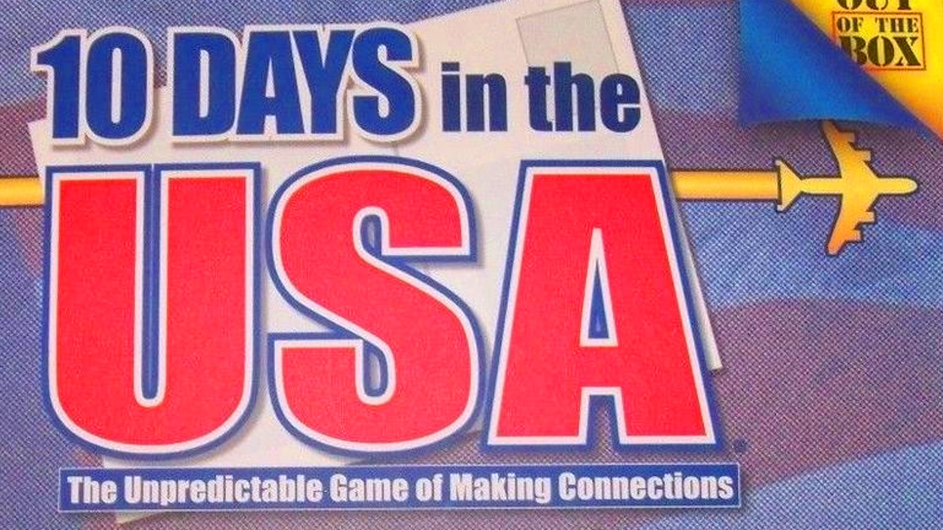 Ten Days in the USA Rules of the Game