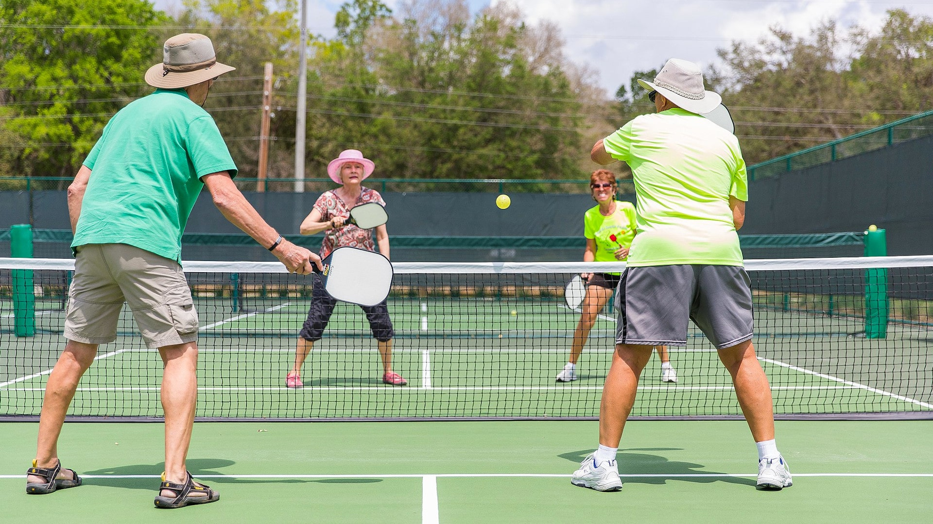 PICKLEBALL Game Rules and How to Play Guide