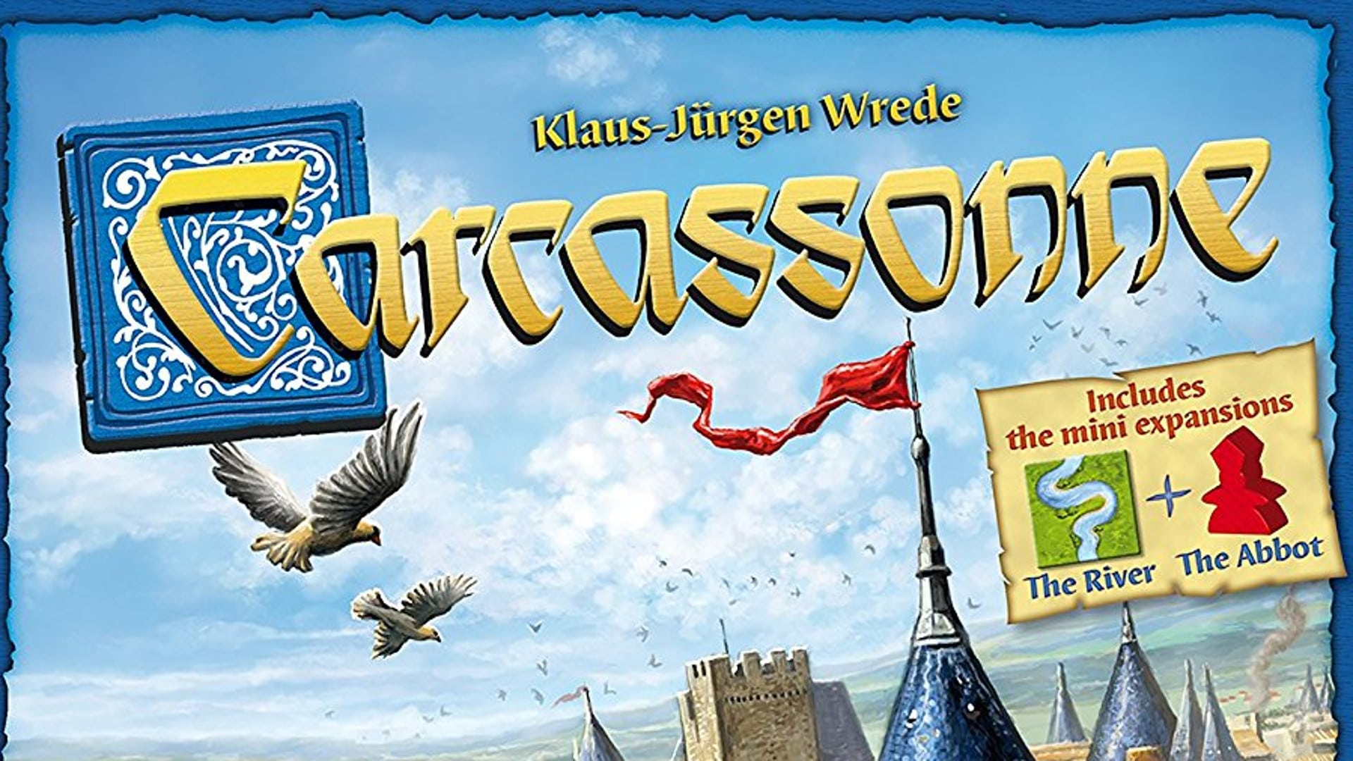 CARCASSONNE Game Rules and How to Play Guide
