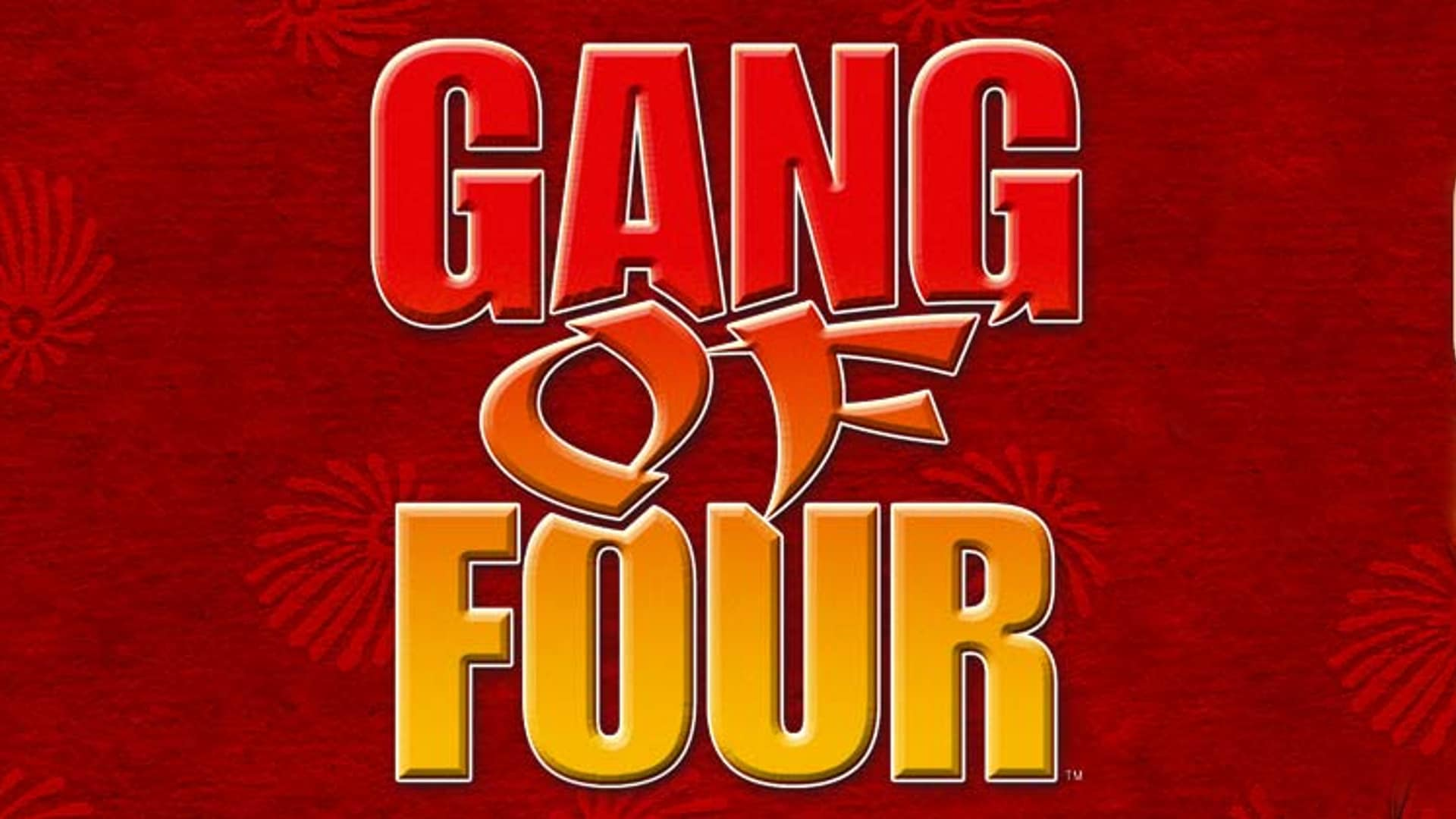 Gang of Four Game Rules and How to Play Guide