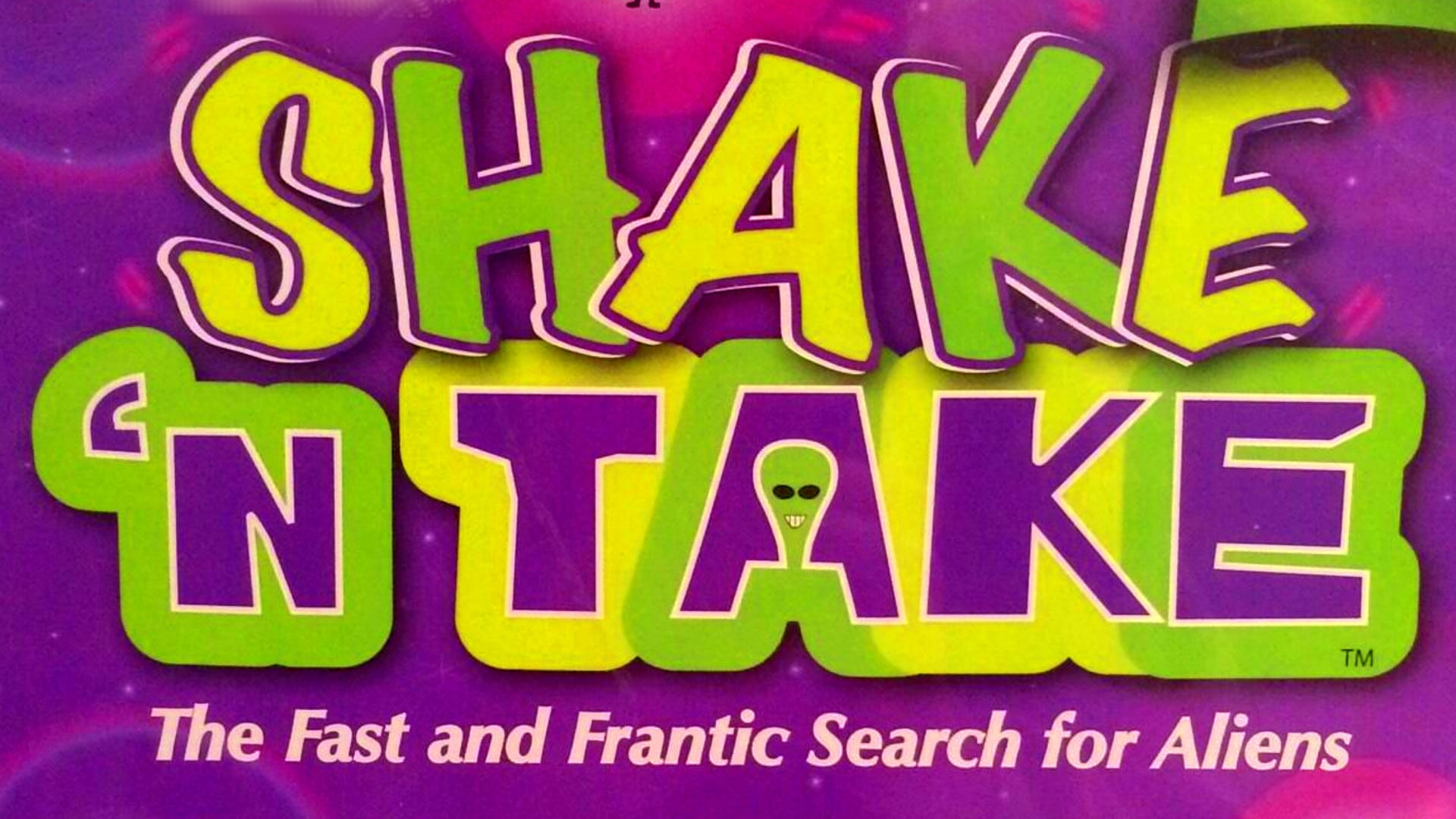 Shake 'N Take Game Rules and How to Play Guide