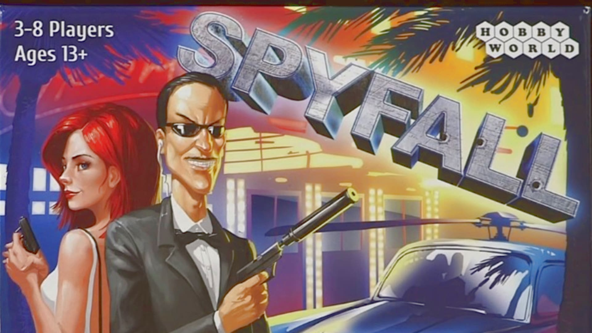 Spyfall Game Rules and How to Play Guide