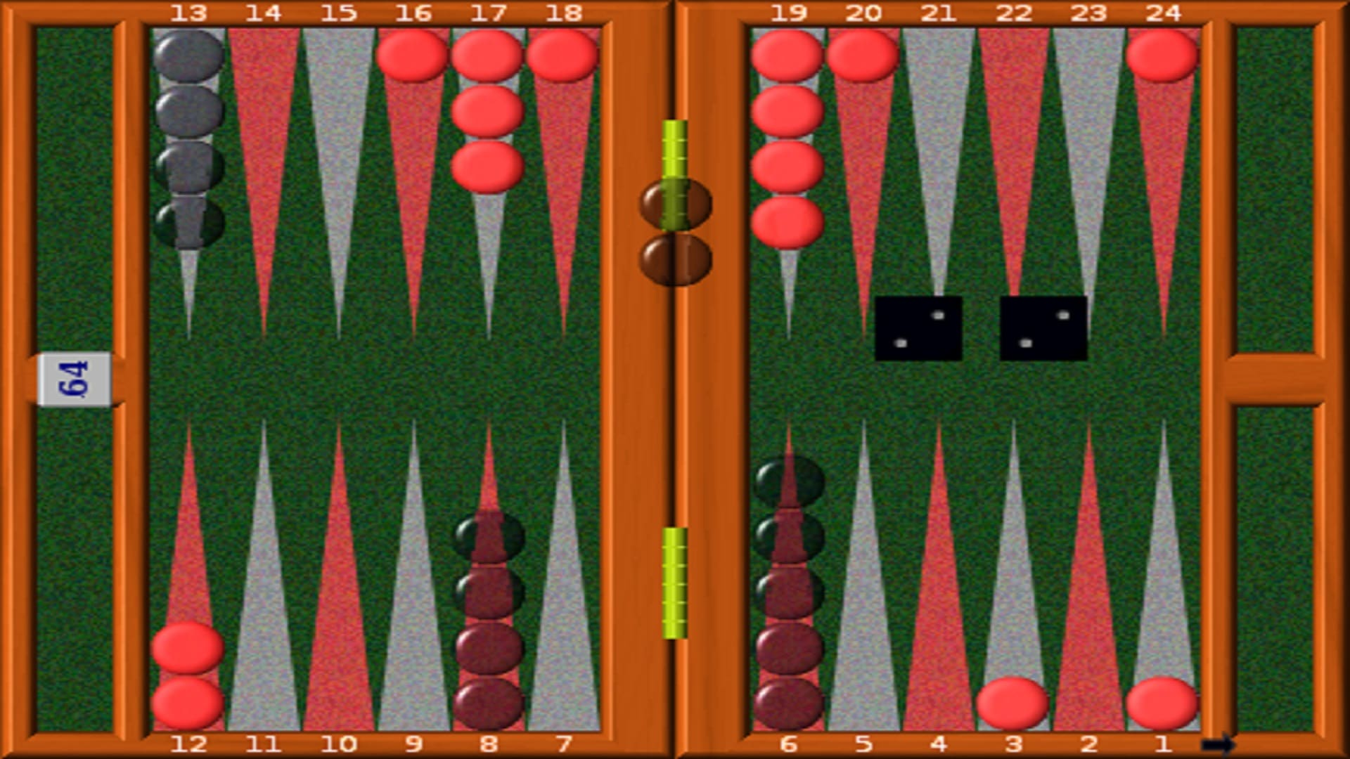 BACKGAMMON Game Rules and How to Play Guide
