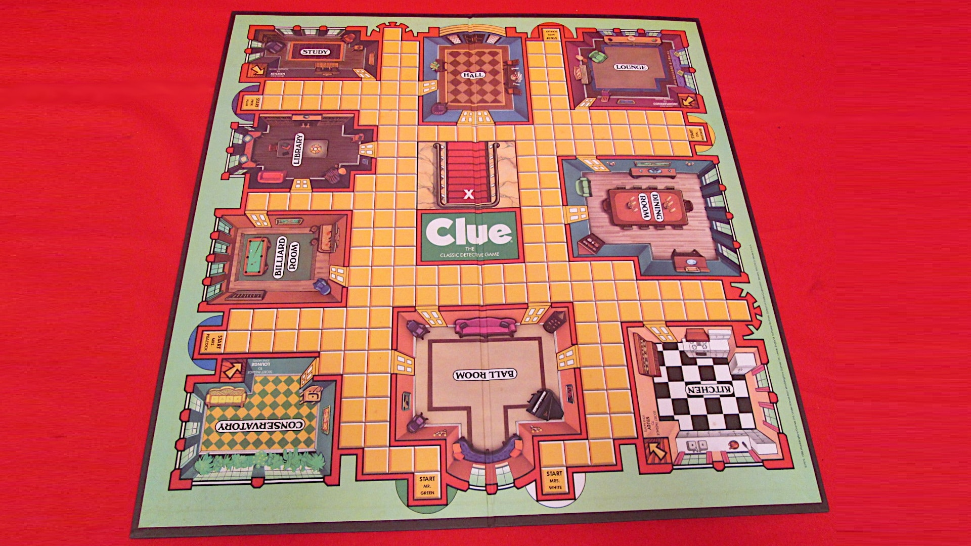 Clue Game Rules and How to Play Guide