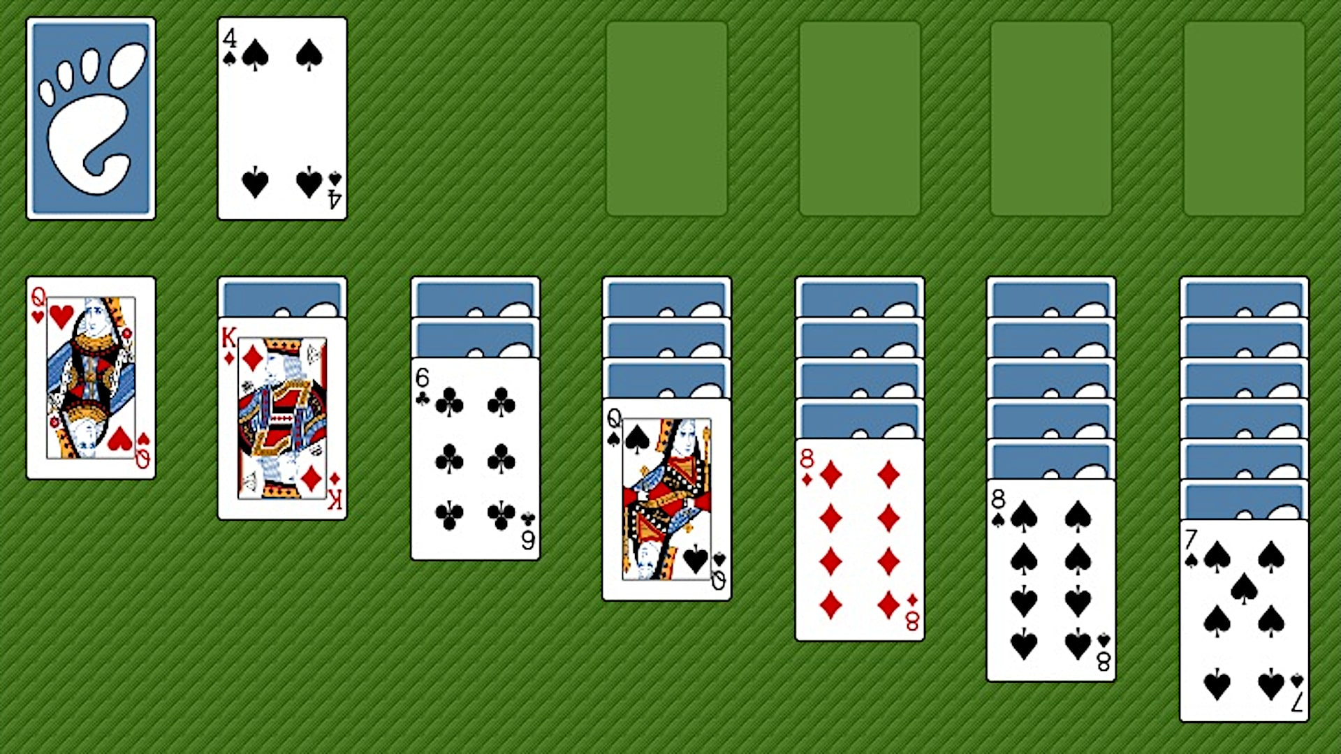 SOLITAIRE Game Rules