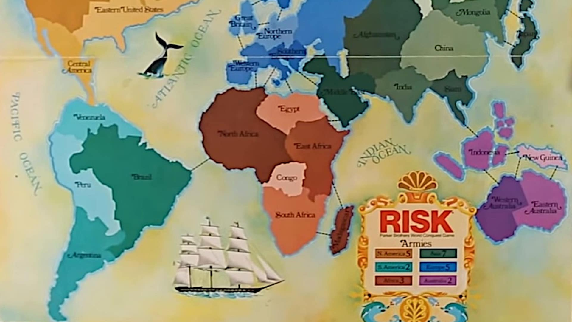 How to play Risk?