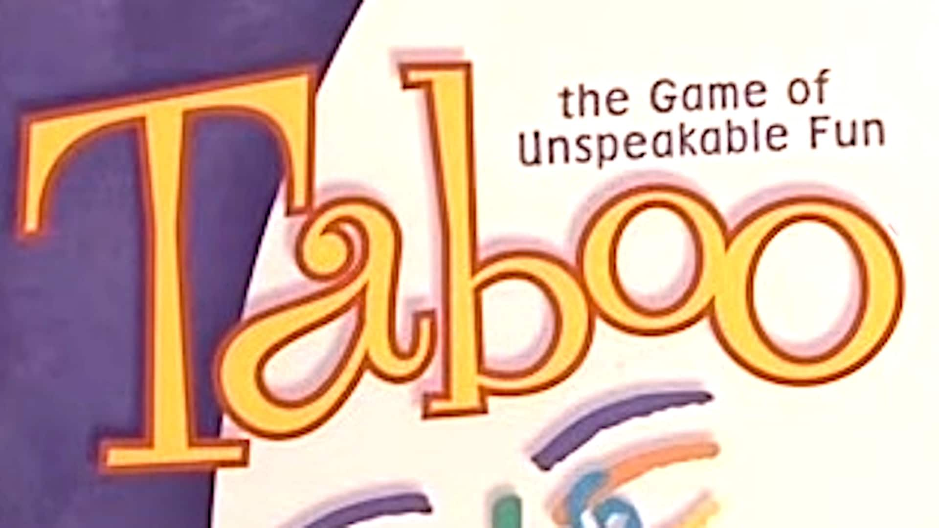How to play Taboo?