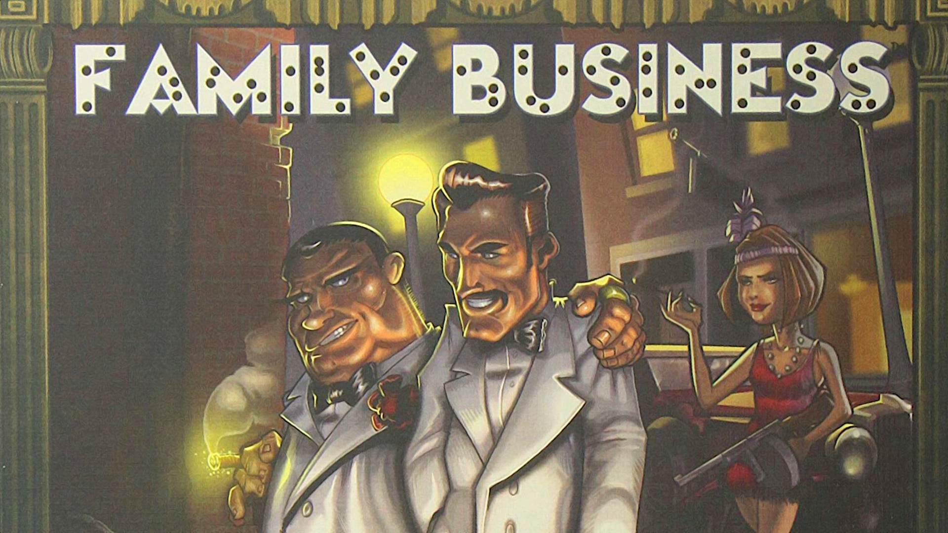 Family Business Game Rules and How to Play Guide