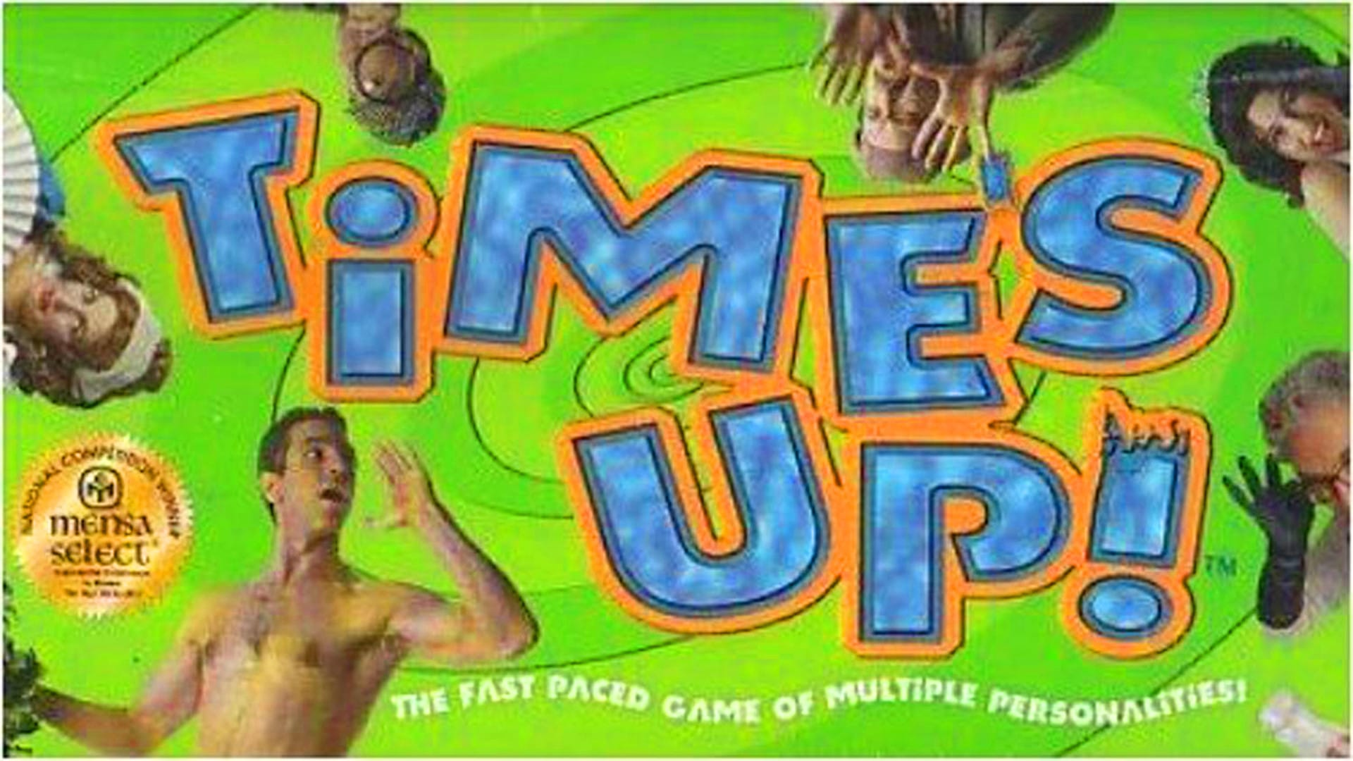 How to play Time's Up?