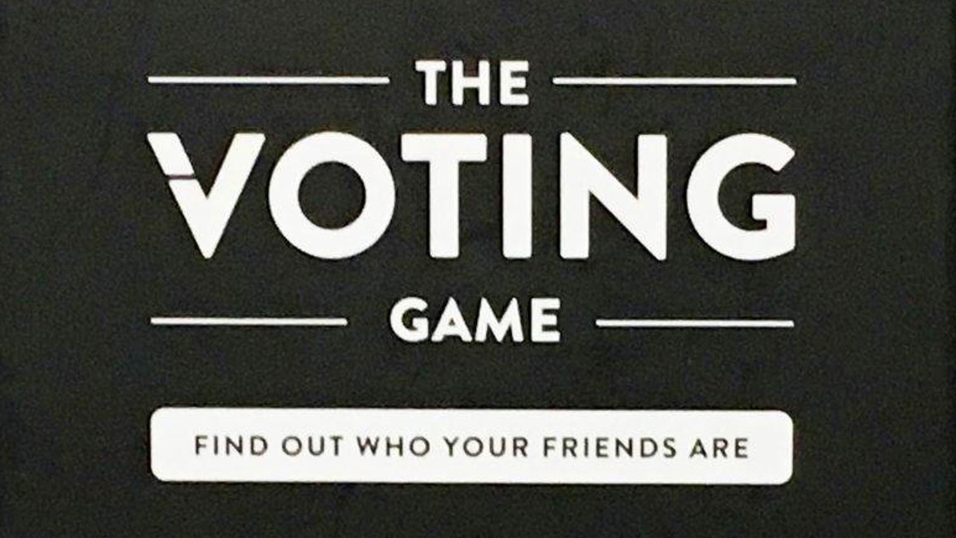 The Voting Game Rules and How to Play Guide