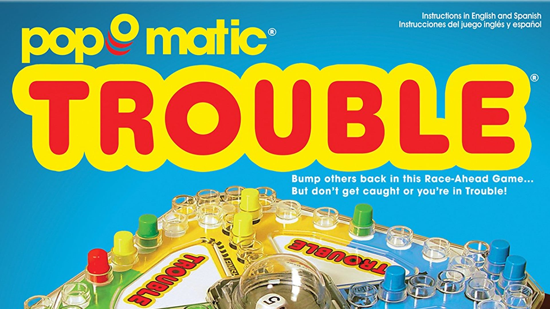 How to play Trouble?