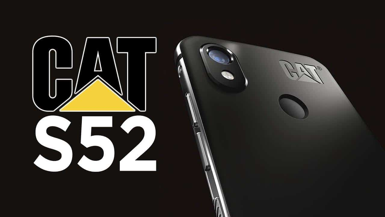 CAT S52 Quick Review With Specs