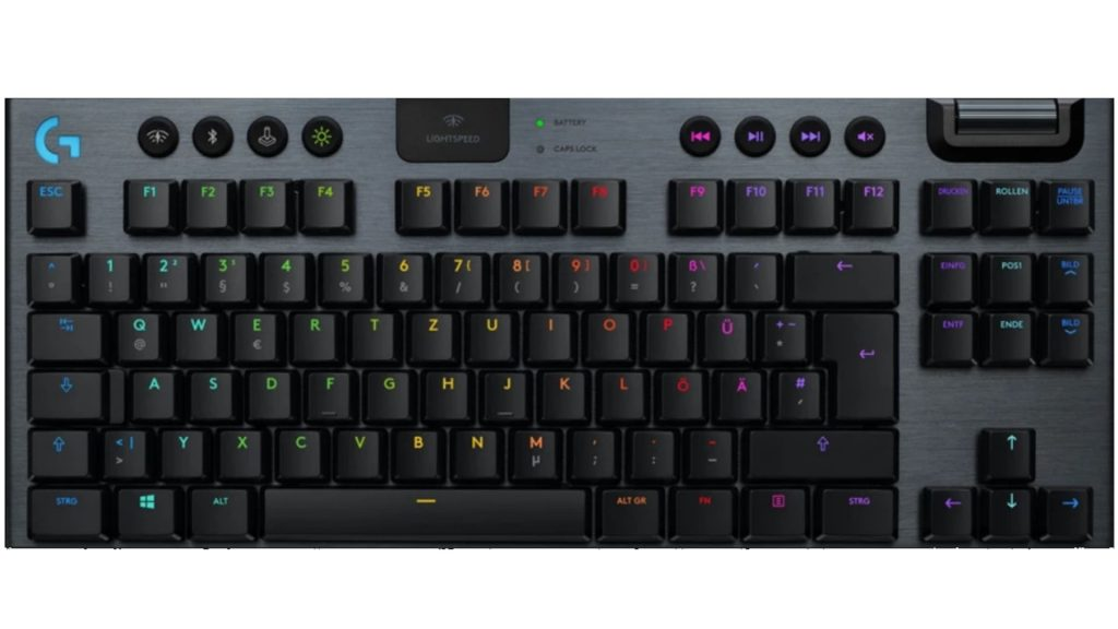 Logitech G915 Mechanical Keyboard Review 2
