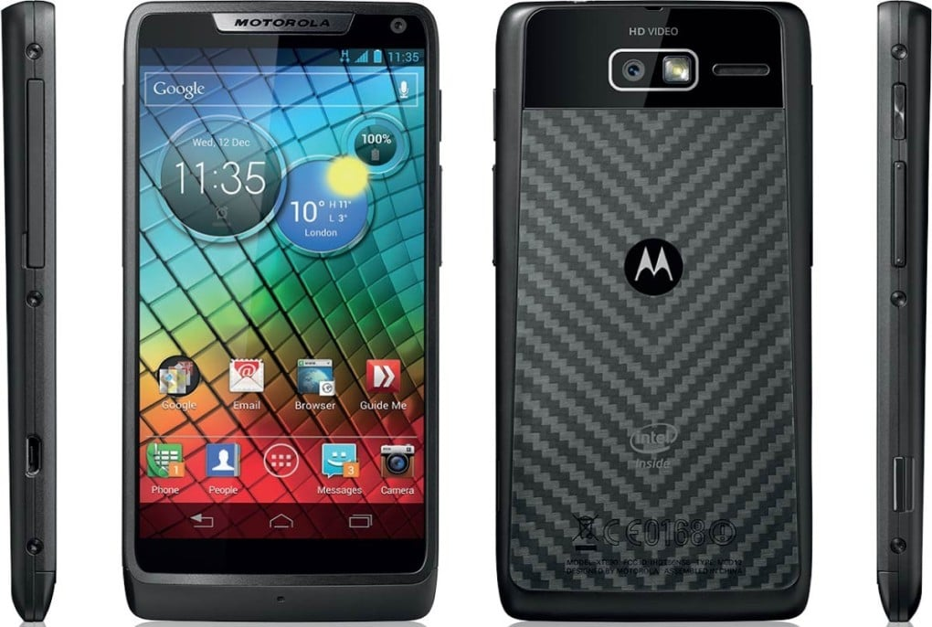 Motorola RAZR i XT 890 Review