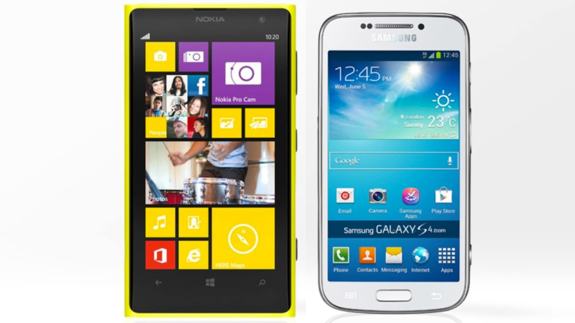 Android VS Windows Phone Differences
