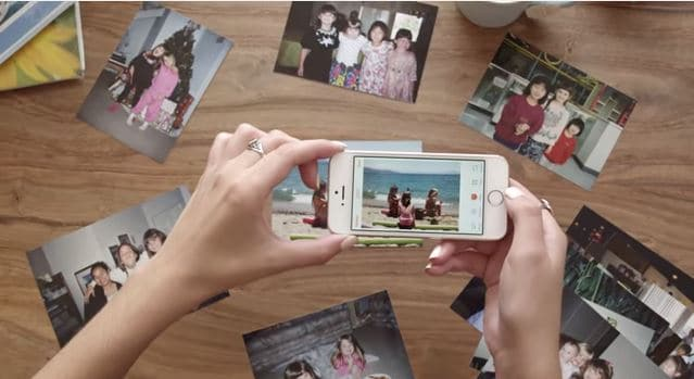 Mobile Apps to Digitize Old Photos 2