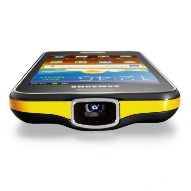Samsung Galaxy Beam Review 1