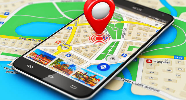 Google Maps Basic Features 2