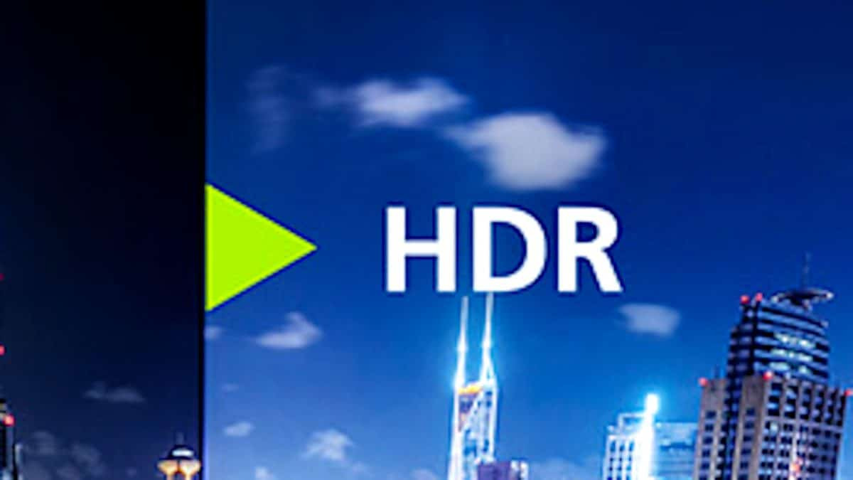 HDR Meaning Explained 2