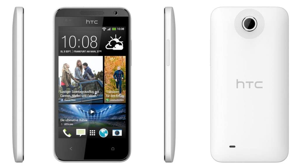 HTC Desire 300 Review 2