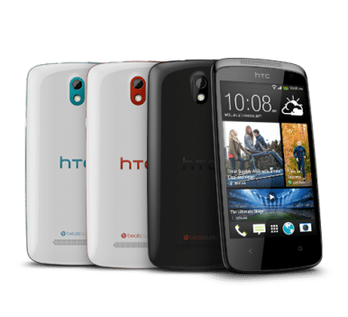 HTC Desire 500 Review 2