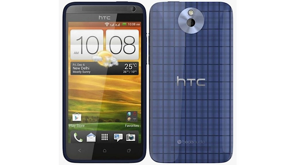 HTC Desire 501 Review 2