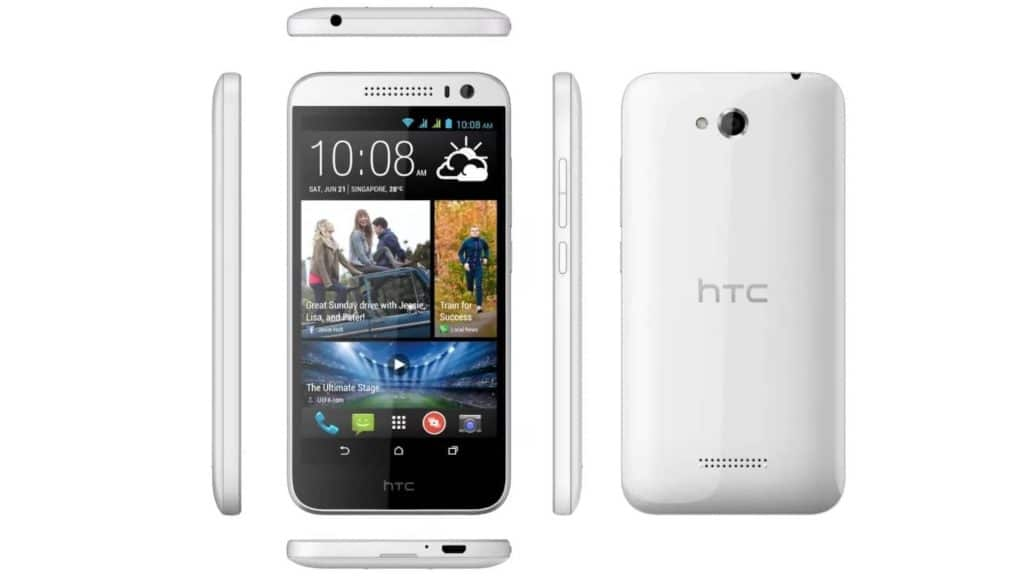 HTC Desire 616 Dual SIM Review 2