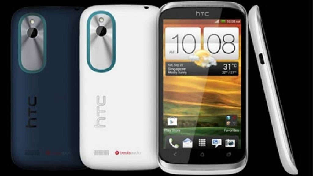 HTC Desire X Review 2