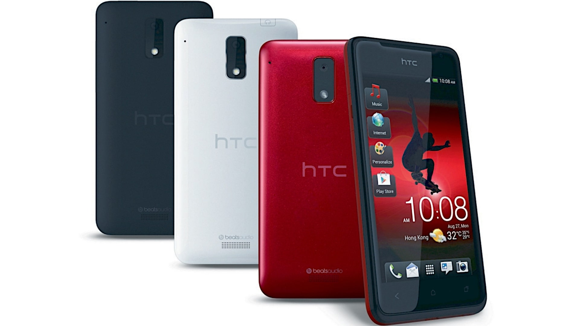 HTC J Z321e Review