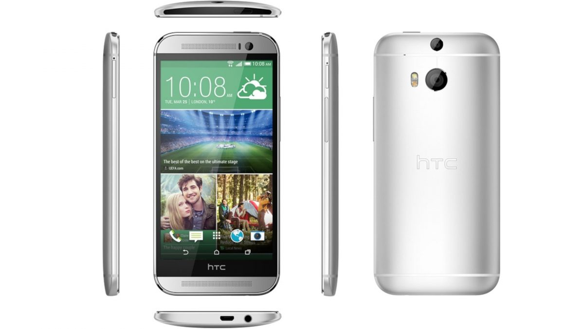 HTC One M8 Review 2