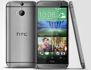 HTC One (M8) Review 2