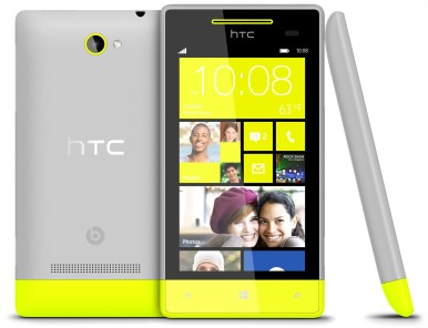 HTC Windows Phone 8S Review 2
