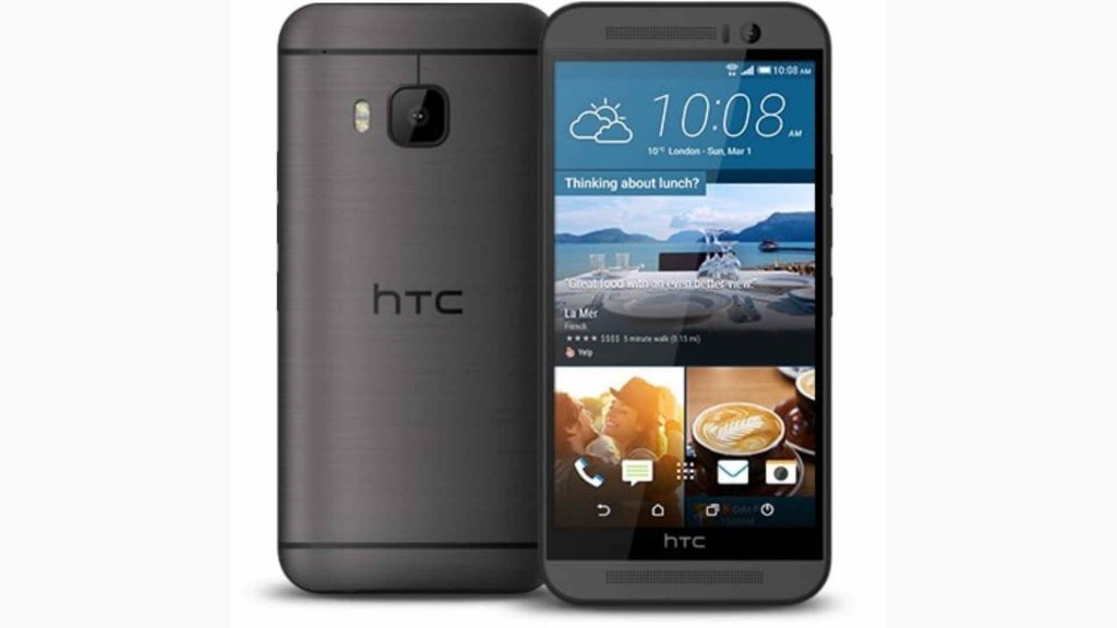 HTC One M9 Review 2