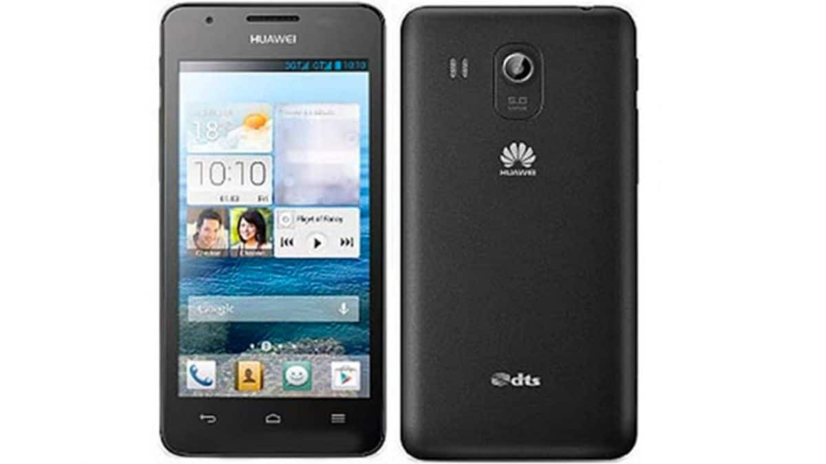 Huawei Ascend G525 Review 2