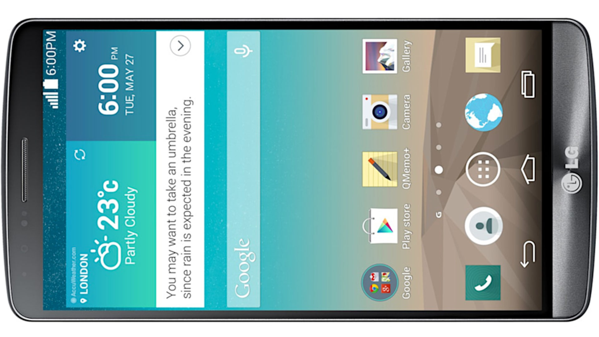 LG G3 Screen Review