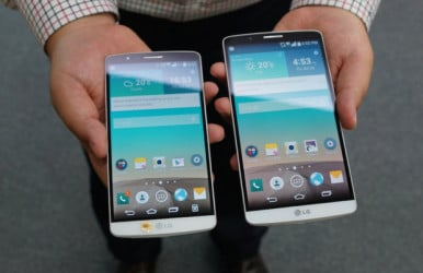 LG G3 Screen Review 2