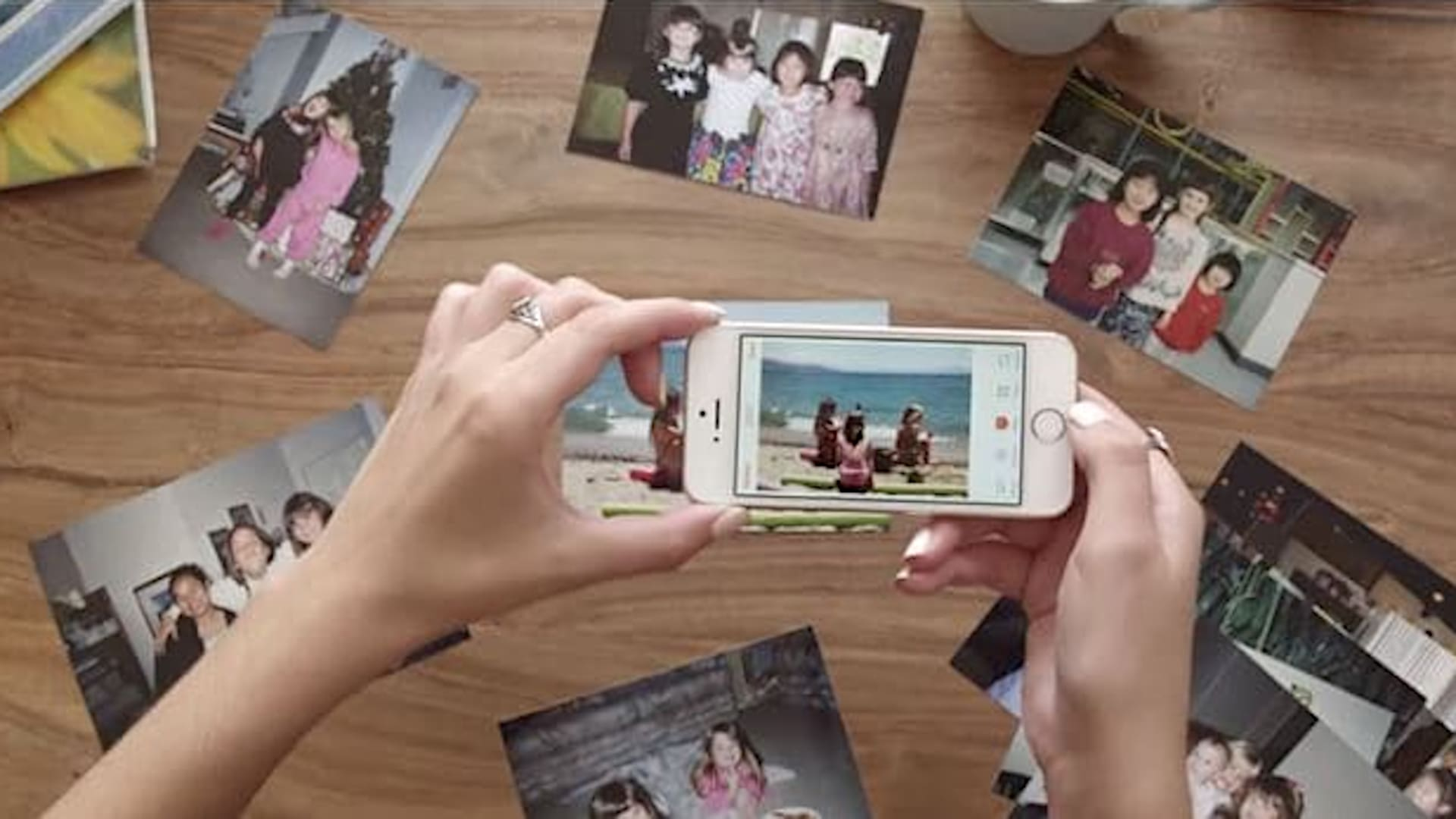 Mobile Apps to Digitize Old Photos