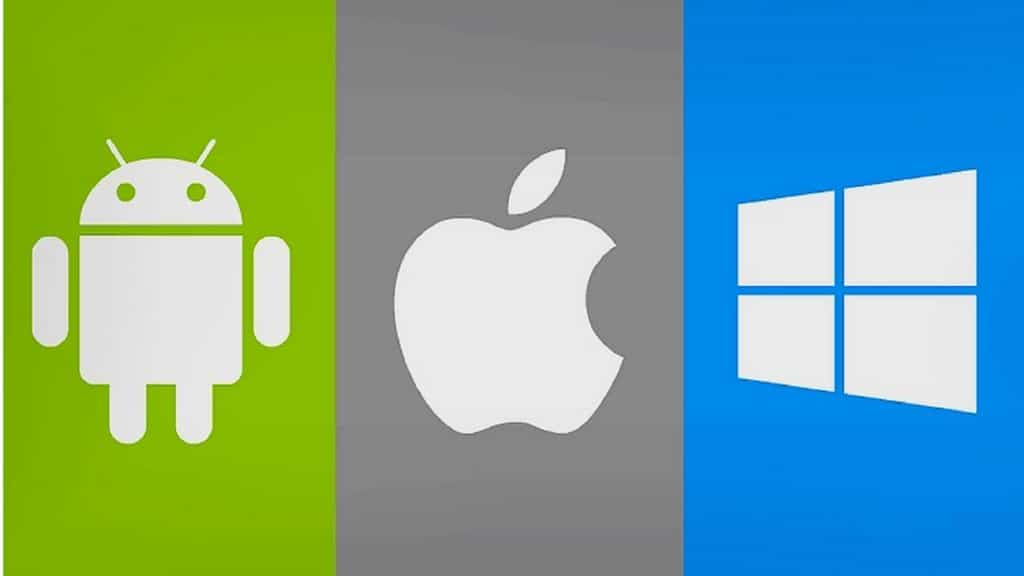 Most Common Mobile Operating Systems 2