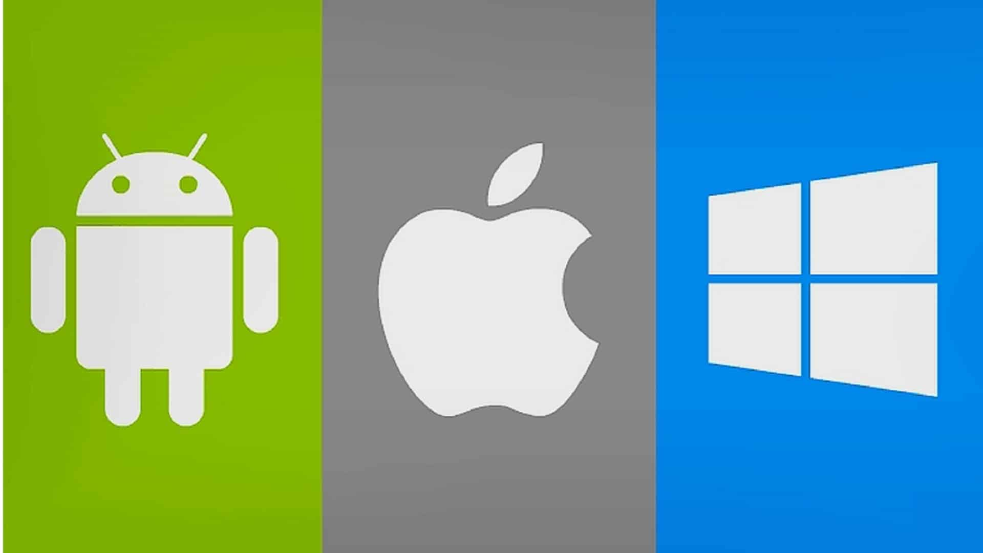 Most Common Mobile Operating Systems