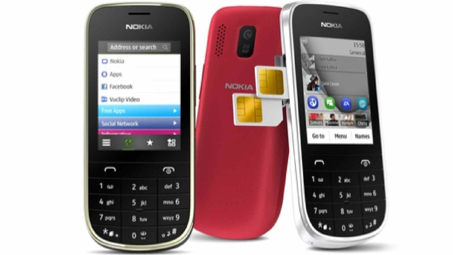 Nokia Asha 202 Review