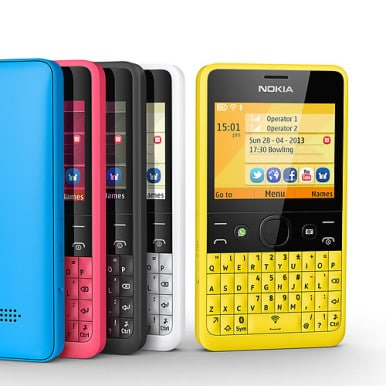 Nokia Asha 210 Review 2
