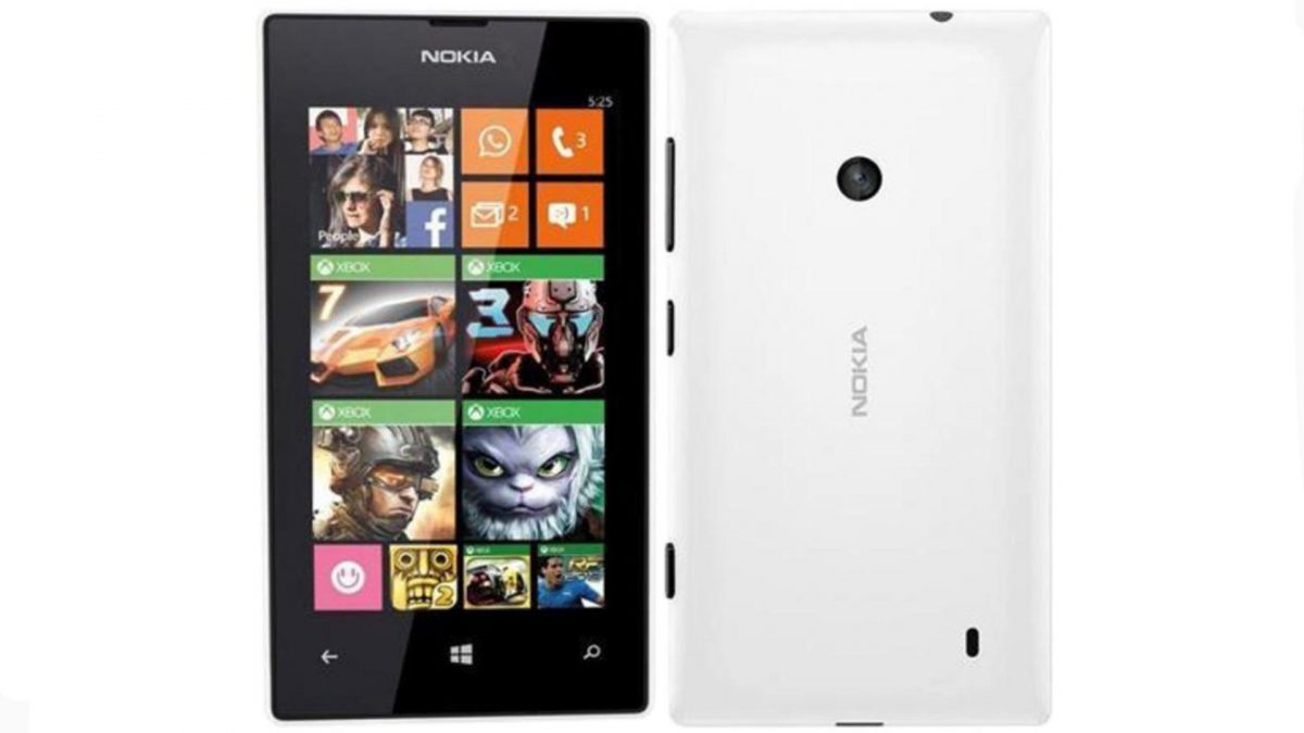 Nokia Lumia 525 Review 2