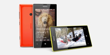 Nokia Lumia 525 Review 3