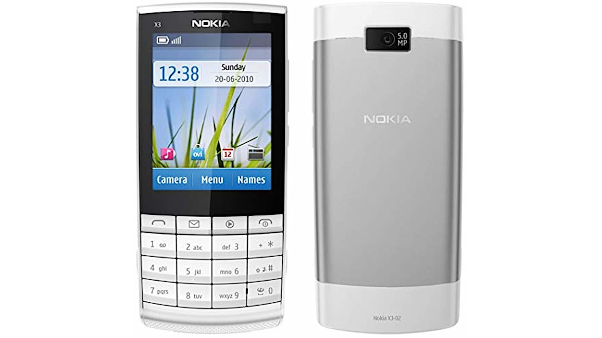Nokia X3-02 Touch and Type Review