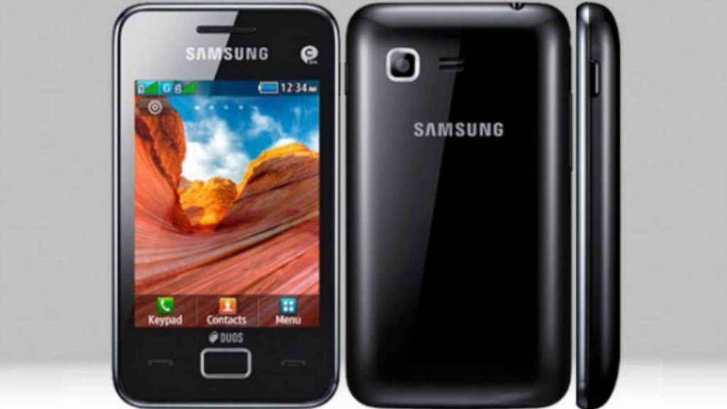 Samsung C3312 Duos Review 2