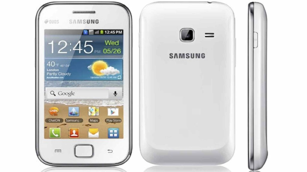 Samsung Galaxy Ace Duos Review 2