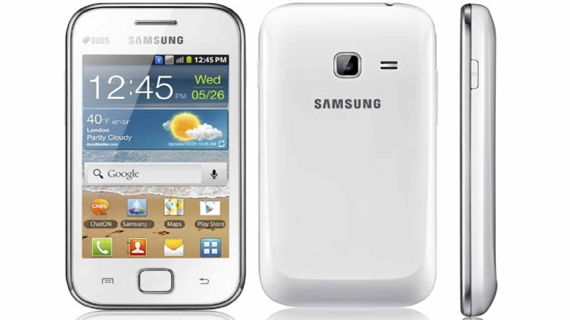 Samsung Galaxy Ace Duos Review