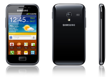 Samsung Galaxy Ace Plus S7500 Review 2